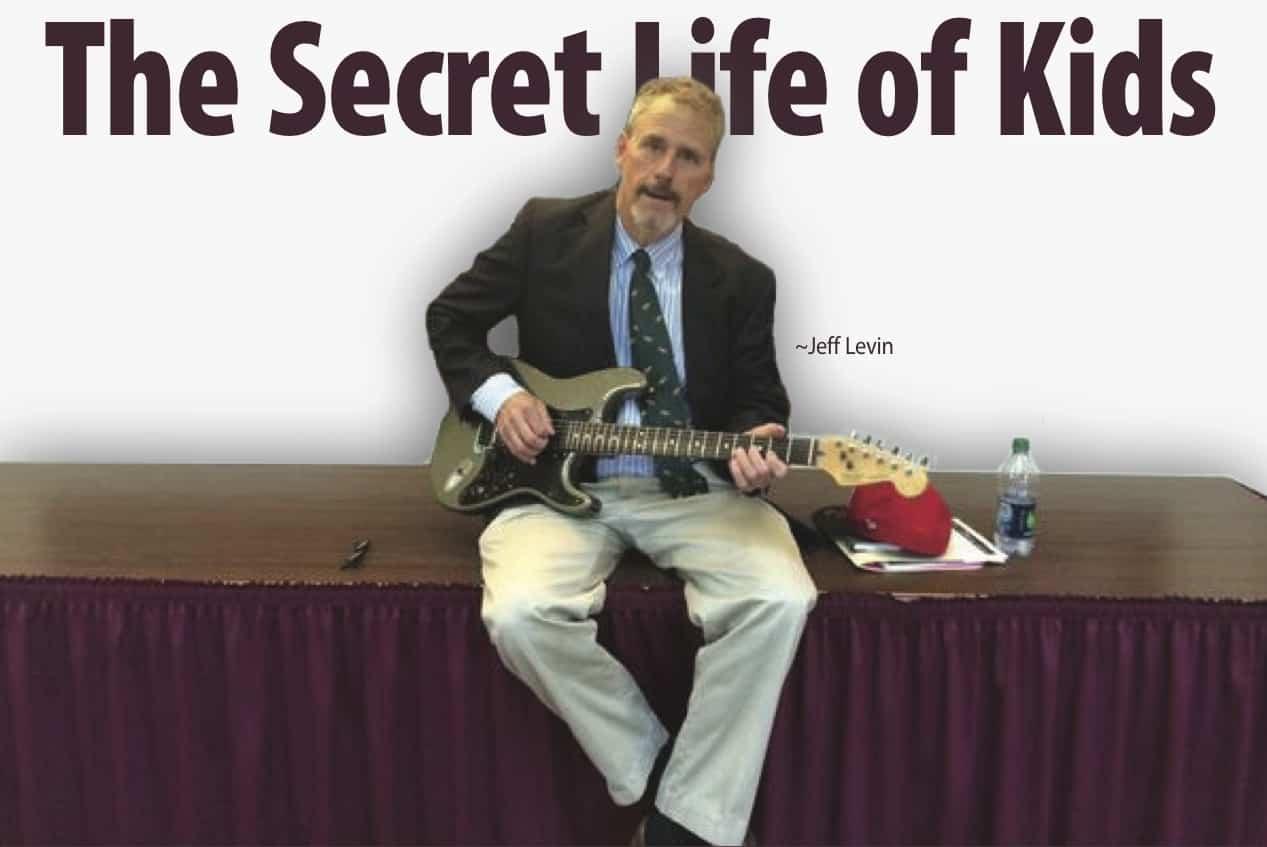 Secret Life of Kids Program on May 17
